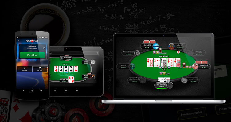 Pokerstars софт